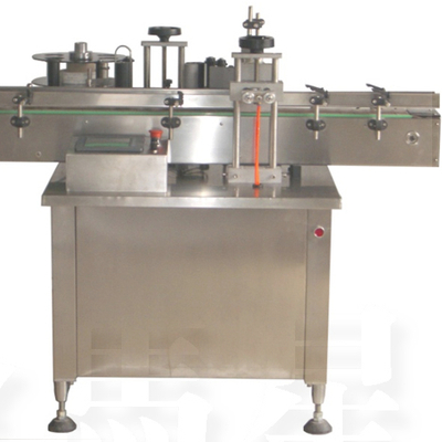Single Side Label Adhesive Labeling Machine