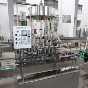 Can Negative Pressure Filling Machine 18 Heads None of Carbonic Acid