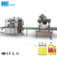 Linear Type Oil Filling Machine