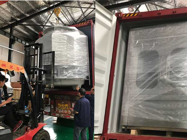 King Machine has delivered four batches of machines