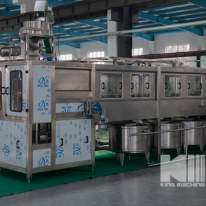 1200BPH Barreled Production Line(QGF-1200)