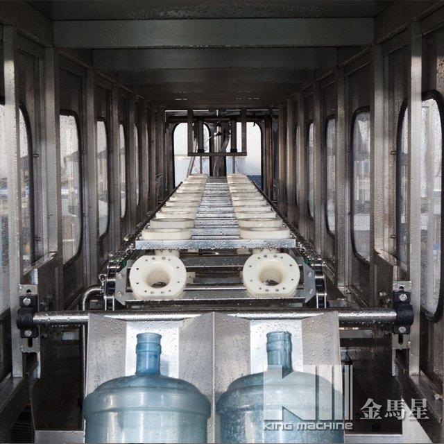 360BPH Barreled 19L Mineral Water Production Line(QGF-360