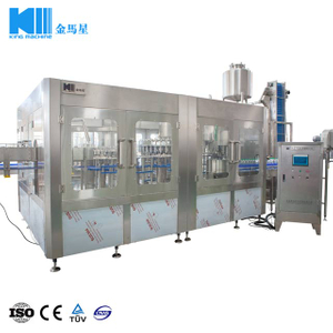 Automatic Monoblock Syrup Filling, Water Filling, Capping 3 in 1 Machine