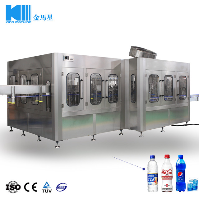 20,000BPH Carbonated Soft Drink Filling Machine