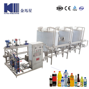 Full Automatic CIP Cleaning System