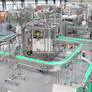 5000BPH Juice Can Filling And Sealing Two In One Machine