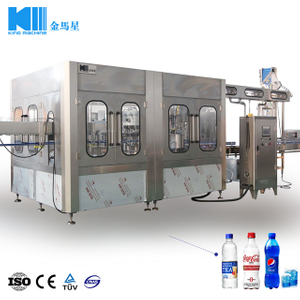 10,000BPH Automatic Carbonated Drink Filling Machine DCGF32-32-10