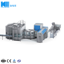150-1500mL Blowing Filling Capping Machine Bottled Drinking Juice/Water Packaging Combiblock 12000-81000BPH