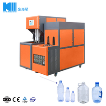 120 BPH Semi Automatic PET Bottle Blowing Machine For 5-10L