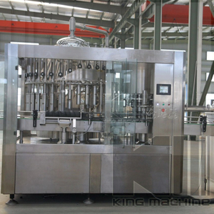 Wine Glass Bottle Vacuum Filling Machine