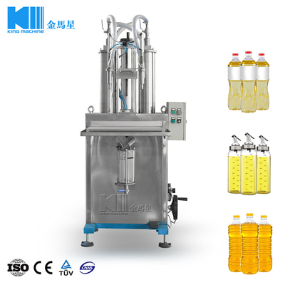 Semi-automatic Oil Filling Machine
