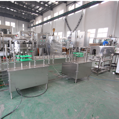 Aluminum Can Filling Sealing Machine(linear Type)